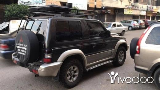 Mitsubishi in Tripoli - pagero ktir ndif