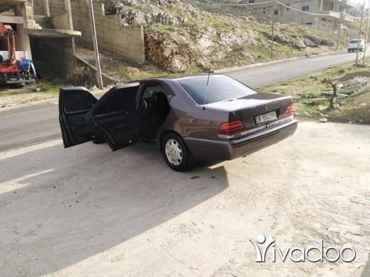 Mercedes-Benz in Beirut City - S300 1991