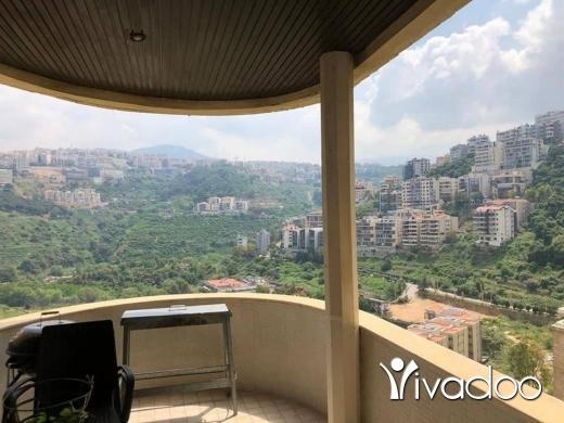 Apartments in Beirut City - شقه للبيع الحازميه مار تقلا بيروت طابق 2 المساحه 165 متر