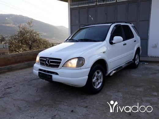 Mercedes-Benz in Zgharta - Ml 320 boyet cherke ba3do