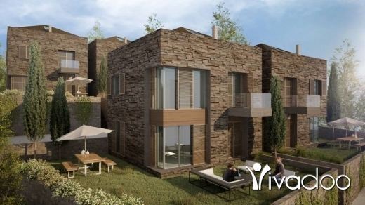 Apartments in Beit Hebak - L01377 Charming Villa For Sale Pine Villas Project in Beit Hebbak