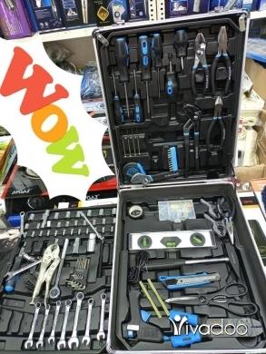 DIY Tools & Materials in Beirut City - شنتة عدة 199 قطعة
