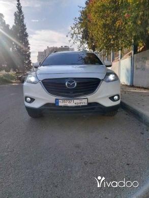 Mazda in Tripoli - Mazda CX9 4wheel