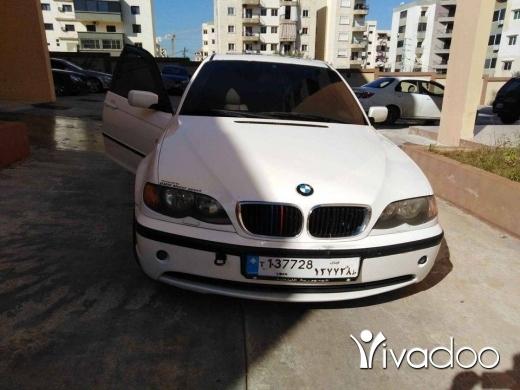 BMW in Tripoli - Bmw new boy 2002