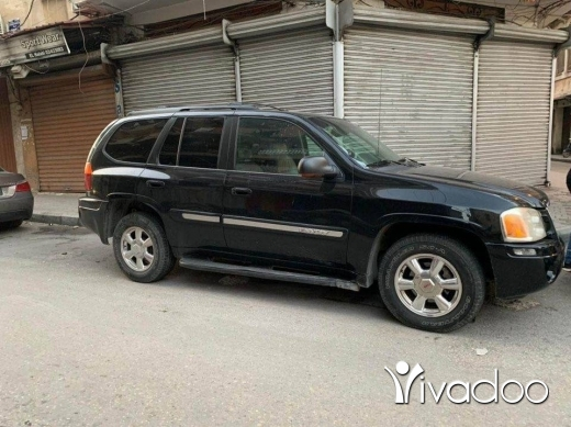 GMC in Tripoli - Envoy 2004