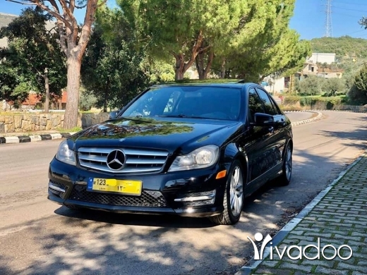 Mercedes-Benz in Zgharta - C300/2012/4matic