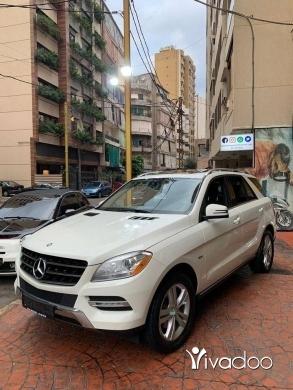 Mercedes-Benz in Beirut City - Mercedes-Benz ML 350 2012 4MATIC