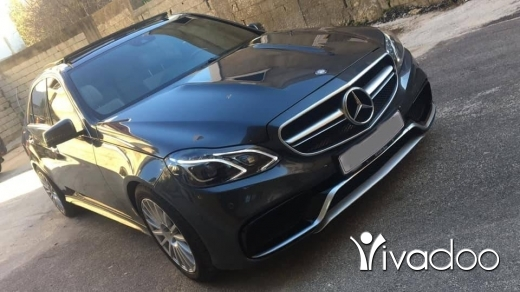 Mercedes-Benz in Majd Laya - E350 2011 look 2016 msakra zaweyed