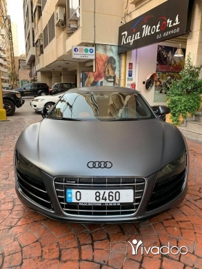 Audi in Beirut City - Audi R 8 2011 ☎️03889908