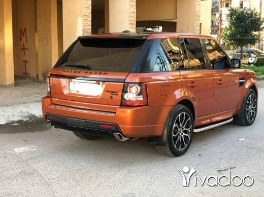Rover in Tripoli - Ranj Rover Sport (2009) For Sale : 81200104