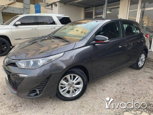 Toyota in Beirut City - 2019 Toyota Yaris 1.5 S / Under Warranty / Full Option / Toyota BUMC