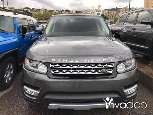 Rover in Beirut City - Range Rover Sport 2014