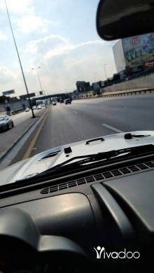 Jeep in Beirut City - Jeep Wrangler JK 2008