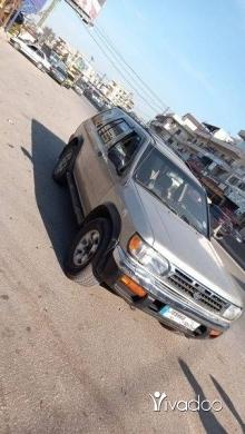 Nissan in Akkar el-Atika - 1997 pasthfander 97