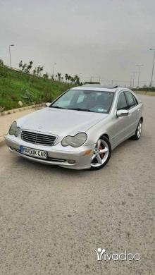 Mercedes-Benz in Tripoli - C 230 / 2003 Compressor