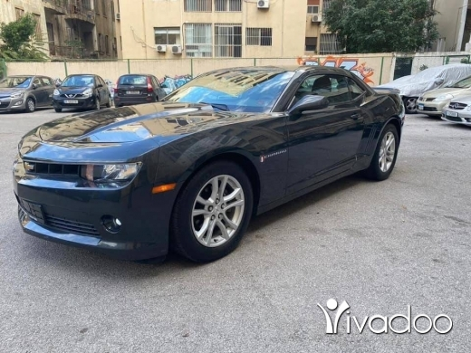 Chevrolet in Beirut City - Chevrolet camaro 2015 v6