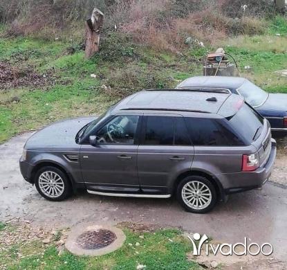 Rover in Tripoli - Range Rover Sport