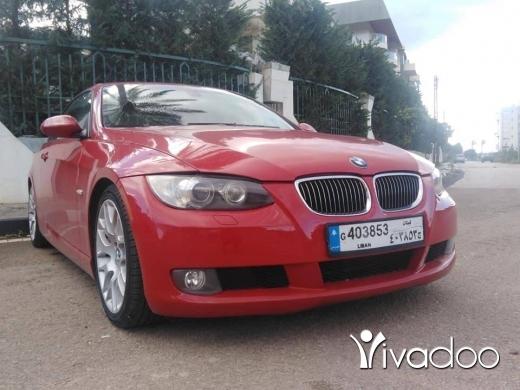 BMW in Tripoli - Bmw e93 328