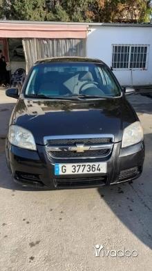 Chevrolet in Tripoli - chervolet aveo