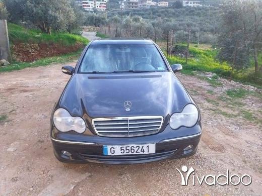 Mercedes-Benz in Minieh - C240