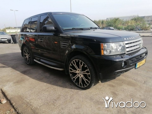 Rover in Tripoli - Sport Hse