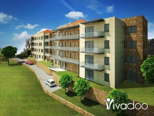Apartments in Beirut City - شقة للبيع على العضم في حصرايل 85.000$ cheque banquaire