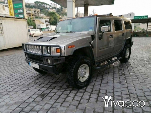 Hummer in Beirut City - hummer h2 one owner tale3 men lcherkeh