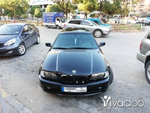 BMW in Tripoli - Bmw /325ci/2001
