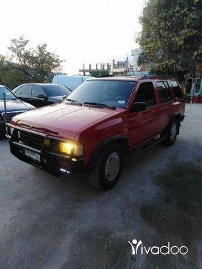 Nissan in Tripoli -  موديل ٩٠