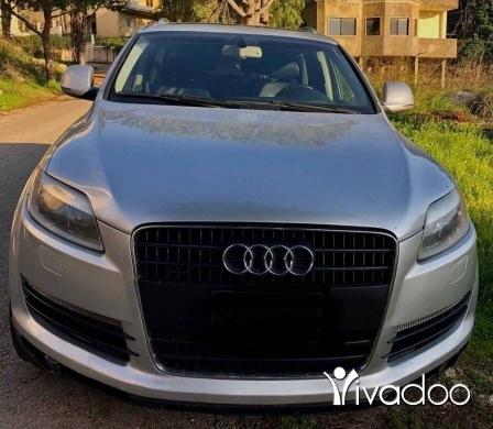 Audi in Aley - Audi Q7