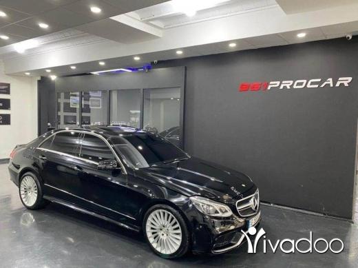 Mercedes-Benz in Tripoli - E350