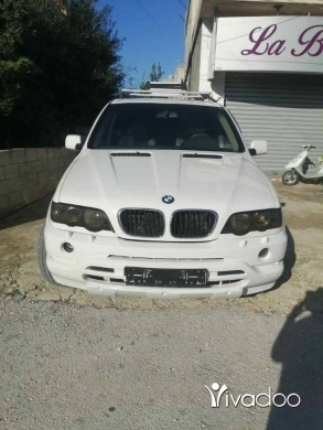 BMW in Sarafande - X5