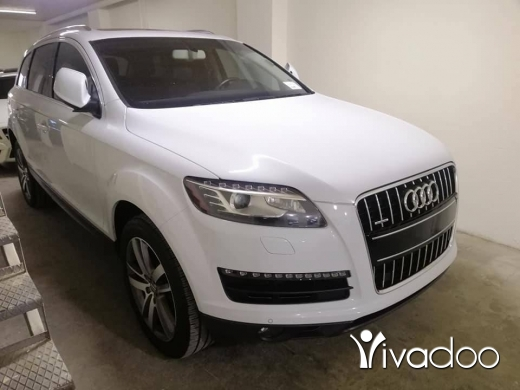 Audi in Beirut City - audi q7 premium plus 2013 clean carfax