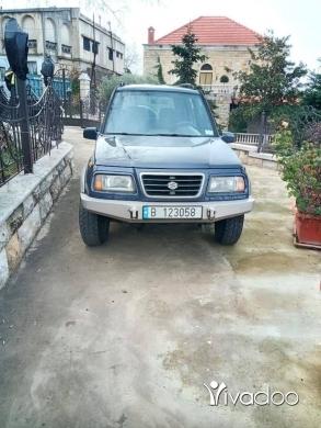 Suzuki in Beirut City - Suzuki Vitara Model 1995