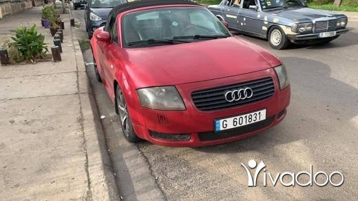 Audi dans Saïda - AUDI TT