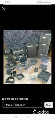 DIY Tools & Materials in Chiyah - مجموعة طناجر غرانيت ماركة موماز