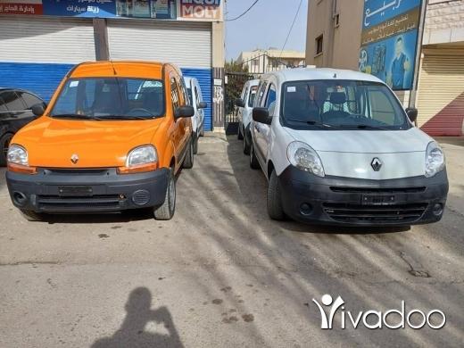 Renault in Beirut City - Kangoo 2012