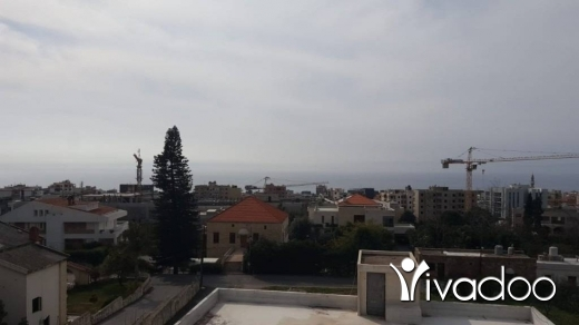 Apartments in Jbeil - L06412 - Apartment for Sale in Jbeil with open sea view