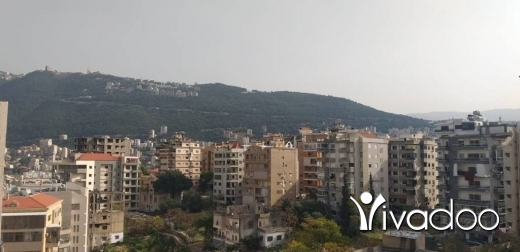Apartments in Kaslik - L07530 - Spacious Apartment for Sale in Kaslik with a Nice View