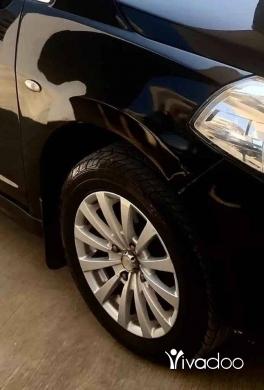 Nissan in Tripoli - Tiida