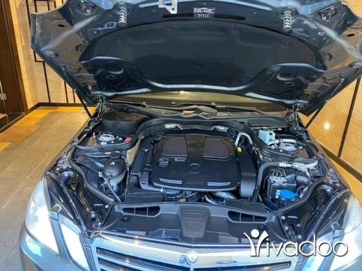 Mercedes-Benz in Tripoli - E350 2013