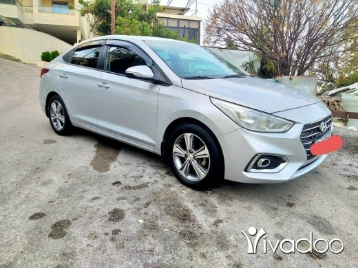 Hyundai in Beirut City - Hyundai accent mod 2019 kher2a full options 28000 km msakra zaweyid plz call 71738739