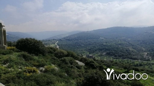 Land in Bejje - Land for Sale Bejjeh Jbeil 1741Sqm