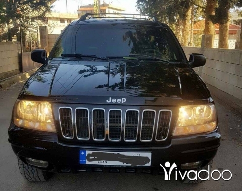 Jeep in Baalback - ‎نيو غراند ٢٠٠١ V8‎