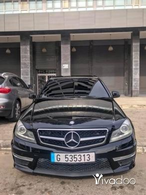 Mercedes-Benz in Tripoli - C300 2012