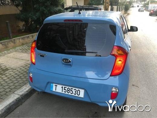 Kia in Tripoli - Picanto 2104