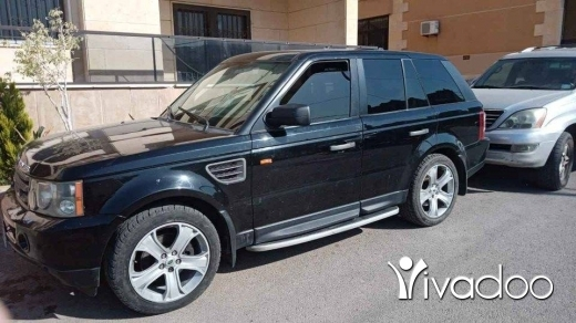 Rover in Ain Qana - Rang rover model 2007