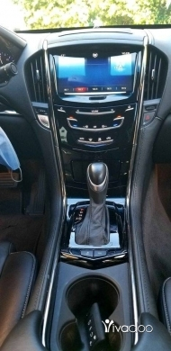 Cadillac in Beirut City - 2013 Only 20.000KM Cadillac ATS Company Source