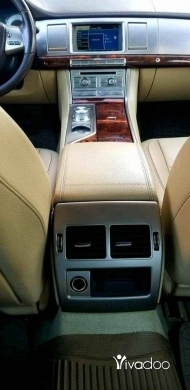 Jaguar in Beirut City - 2011 JAGUAR XF Company Source only 80.000KM