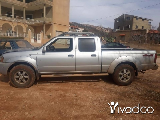 Nissan in Beirut City - nissan frontier 2003 for sale ajnabee